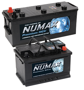 Numax Batteries