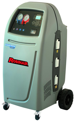 Robinair AC690PROyf Air Conditioning Station