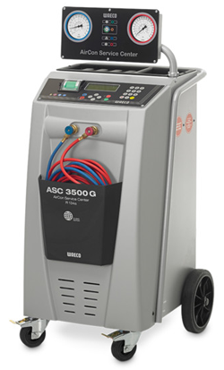 Waeco ASC3500G Low Emission R134A Air Con Station