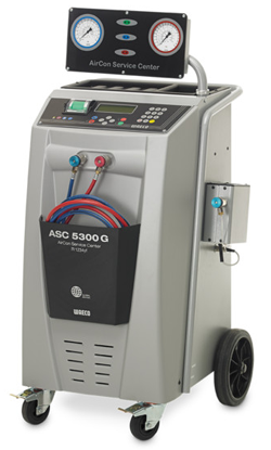 Waeco ASC5300G R1234YF Air Con Station