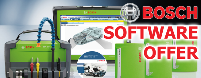 Bosch Software Offer