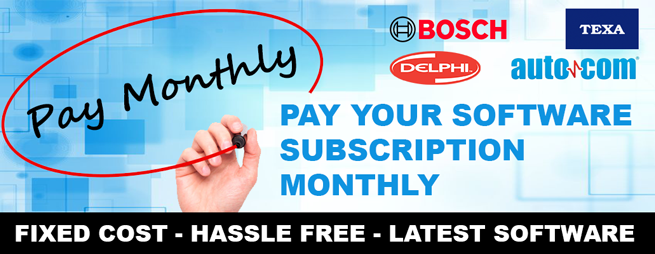 Monthly Software Subscription