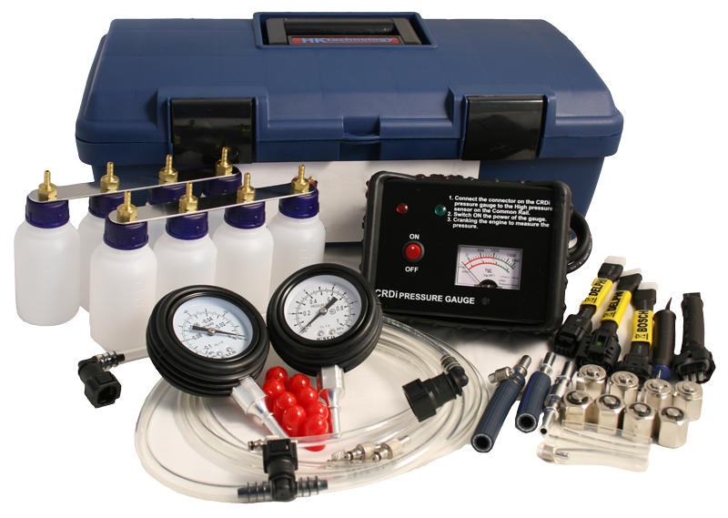 Hickleys :: Portable Common Rail Diesel Test Kit