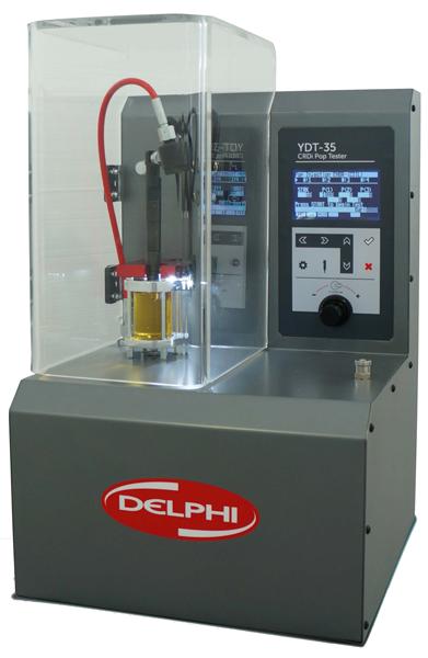 Hickleys :: The Delphi Diesel Fuel Analyser