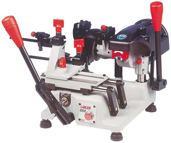 Lancer Plus Key Cutting Machine