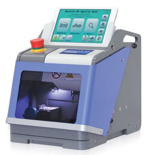 Miracle A9S Pro Key Cutting Machine