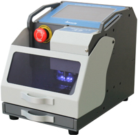 Miracle A9 Cut to Code Key Cutting Machine