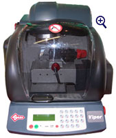 Silca Viper Key Cutting Machine