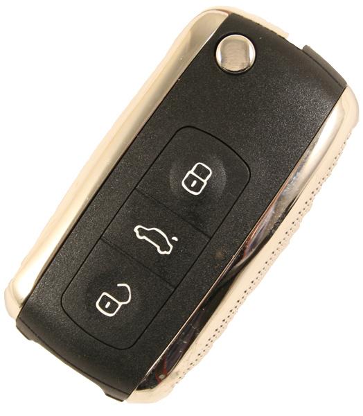Key DIY Remotes
