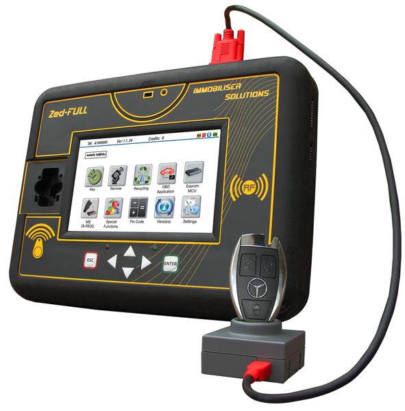 How To Program Nissan Key >> Hickleys :: Zed-FULL Mercedes Software / Hardware