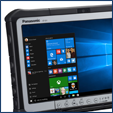 Panasonic CF-D1 Toughbook