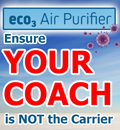 eco3 Air Purifier