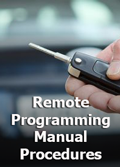 Remote Programming Procedures