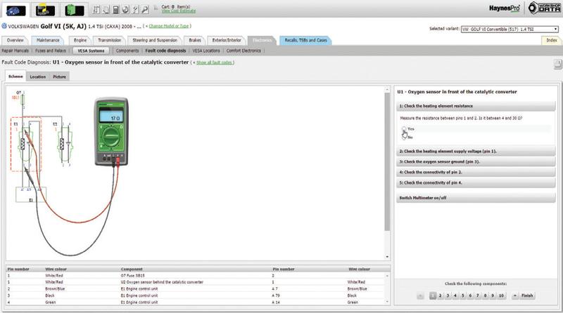 Delphi Diagnostic Software