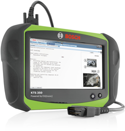 Bosch KTS 350 Diagnostic Tester