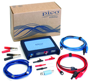 PicoScope 2-Channel Starter Kit