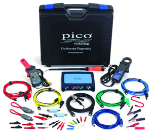 PicoScope Diagnostics