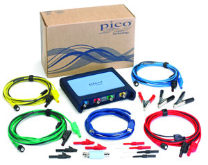 PicoScope 4-Channel Starter Kit