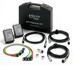 Pico 3-Axis NVH Diagnostic Kit