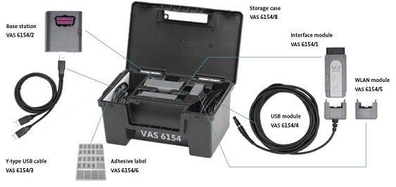 Hickleys :: VAS6154 OE Dealer Tool