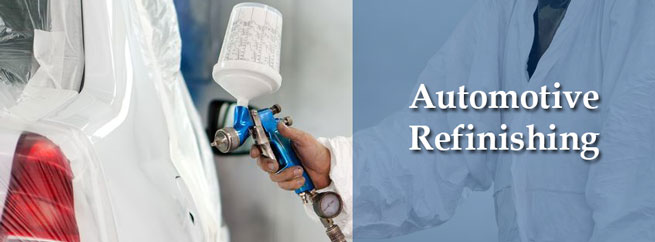Automotive Refinishing Products