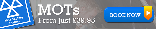 Book Your MOT Now