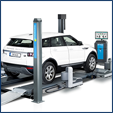 Beissbarth Touchless Wheel Alignment