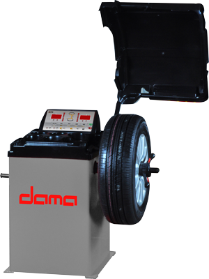 Dama HDMB910 Wheel Balancer