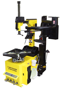 Dunlop DTM185HD Fully Automatic Tyre Changer