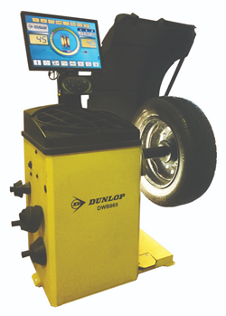 Dunlop DWB965 Wheel Balancer
